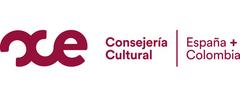 Consejería Cultural de la Embajada de España en Colombia Logo